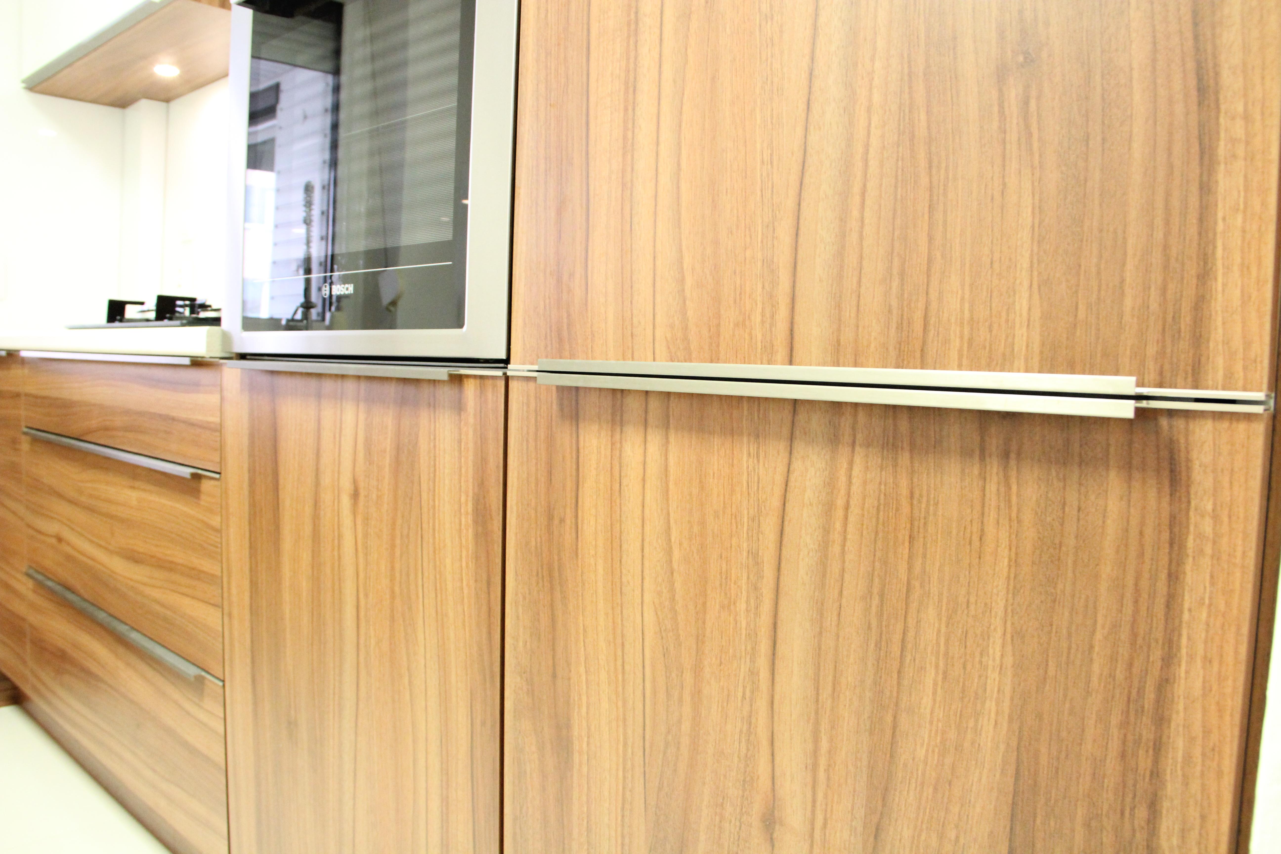 Super Meble kuchenne do mieszkania w Szczecinie - Stolarz Michał Kaczanowski KH94